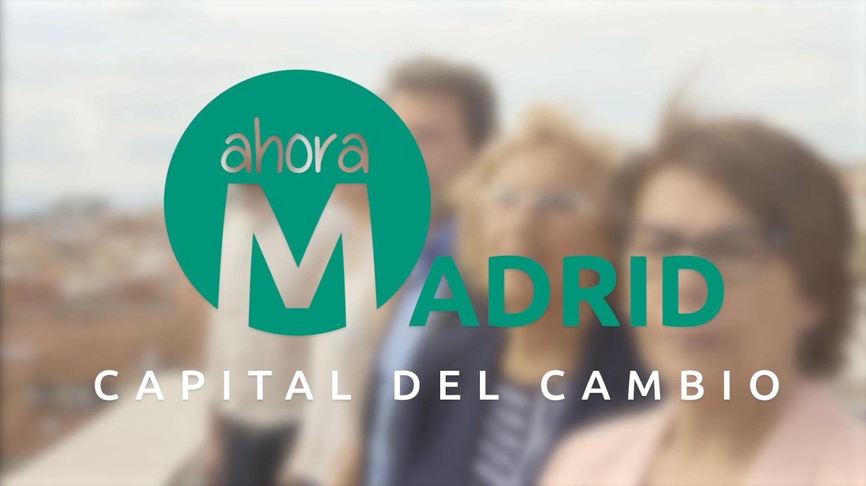 Logo di Ahora Madrid